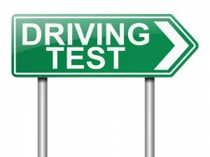 driving test post image