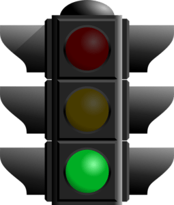 brentwood traffic light example